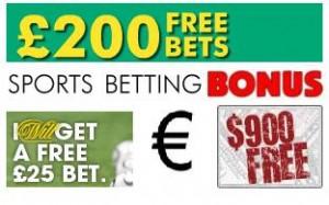 Sport Betting Bonus