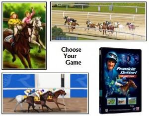 Horse Racing Games For Kids