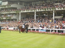 St Leger Croud