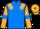 Blue Cossack