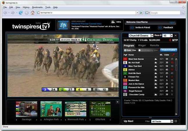 Watch Twin Spires TV for Free