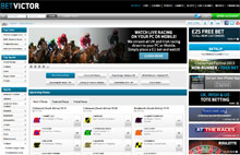 BetVictor Horse Racing Betting Review
