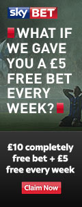 Sky Bet Mobile - Get your £10 Completely Free Bet!