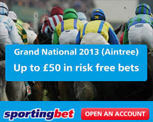 Visit SportingBet Horse Racing